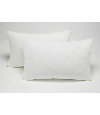 Pillow protector pairs Quilted  CA